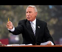 Did you know Lee Corso was roommates at Florida State with football player, actor, and bandit Burt Reynolds?