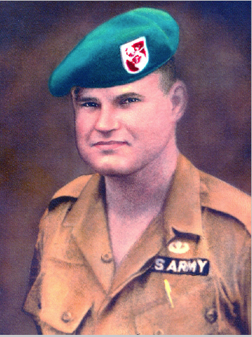 Command Sergeant Major (CSM) Bennie Adkins of Opelika is a hero and is very close to receiving the Congressional Medal of Honor.