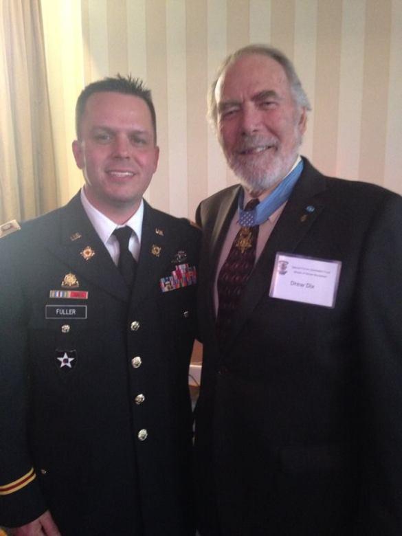 Major Drew Dix