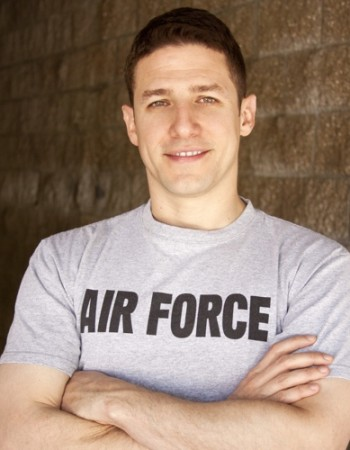 Major, USAF Reserves
