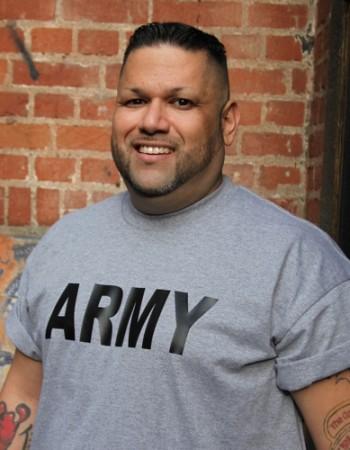 Ralph Figueroa, US Army