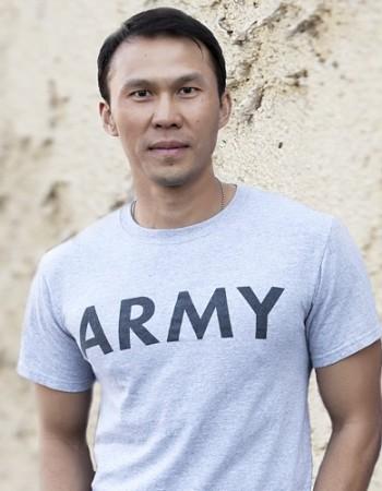 Thom Tran, US Army, ret.