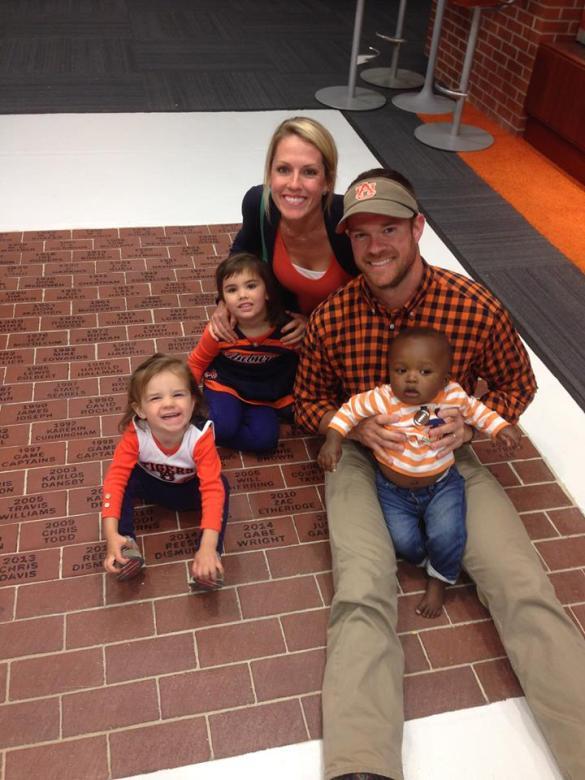 Will Herring family